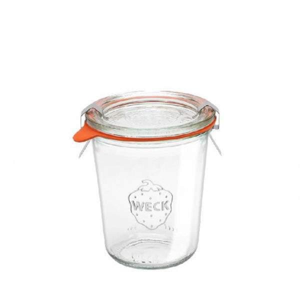 Pot Vidre Pur Weck Mold 290 ml Got Cristall Fet Comprar València Benimaclet Zero Waste Residu Zero Sense Plàstic